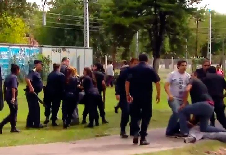 Incidentes en la Fiscalía de Florencia Varela