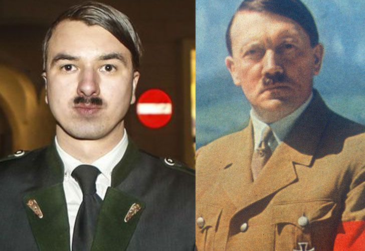 Harald Hitler, así se hacía llamar el joven que