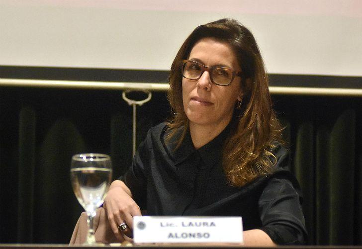 Laura Alonso, titular de la Oficina Anticorrupción.
