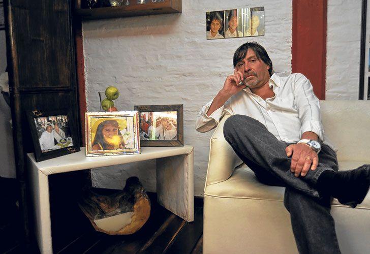 Murió Néstor Leonardo, el cuñado de Mauricio Macri que lo denunció por escuchas ilegales.