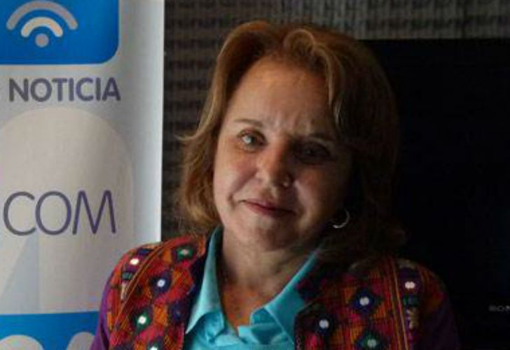 Hilda Duhalde.