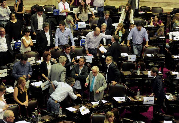 Diputados convirtió esta noche en ley el proyecto del Poder Ejecutivo que modifica al sistema de ART.