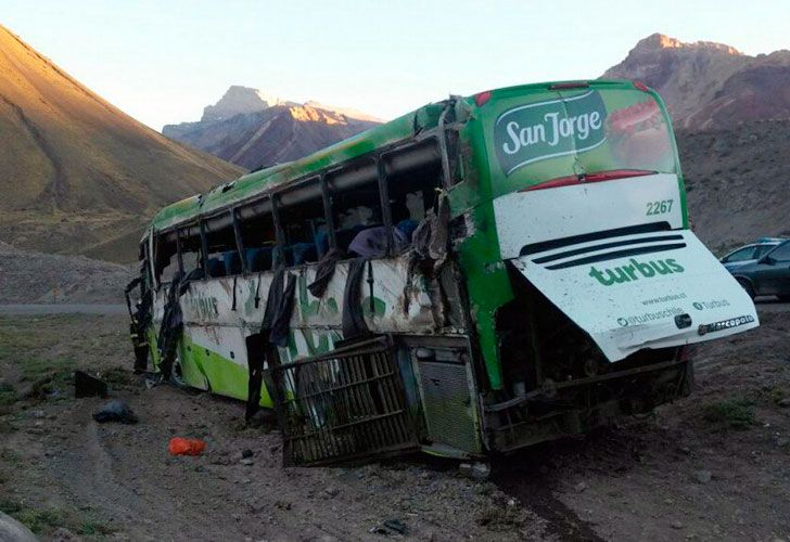 Accidente en Mendoza