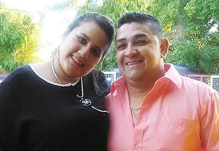 pareja. Mariela Terán y su marido Walter Piris están acusados de ser parte de una banda narco.
