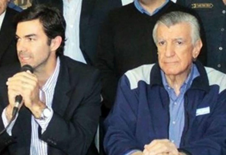 Los gobernadores de Salta y San Luis, Juan Manuel Urtubey y José Luis Gioja
