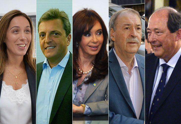 Vidal, Massa, Cristina, schiaretti, sanz