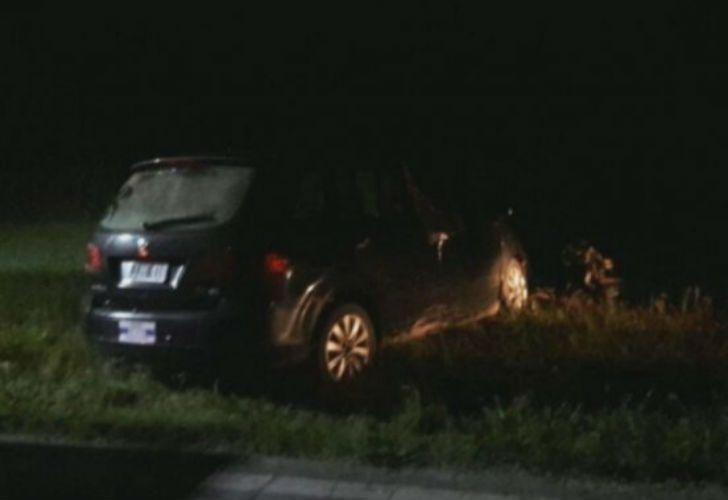 Un remís y un auto particular colisionaron con un colectivo.