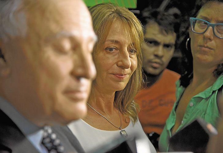 En Rosario. La procuradora inauguró esta semana una fiscalía de narcotráfico.