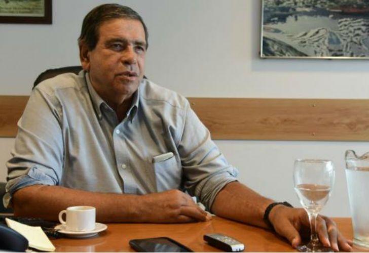 Carlos Díaz fue encontrado muerto en su pileta.