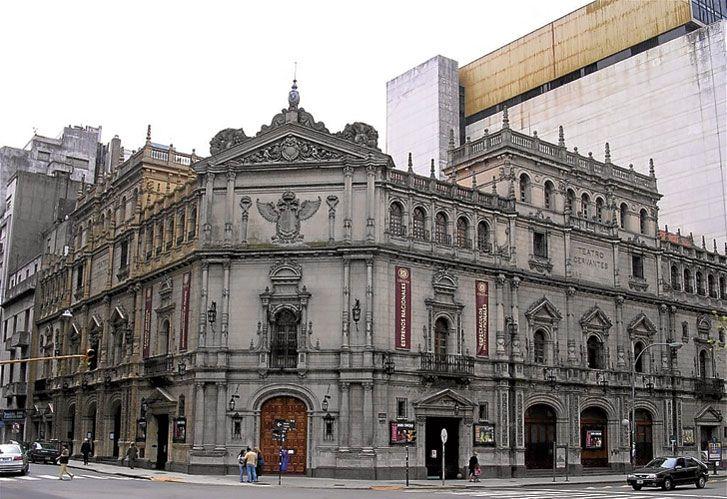 Cervantes. En el teatro Nacional, gestión Tantanian presentan Integral Pavlovsky, y  Tarascones en su segunda temporada.