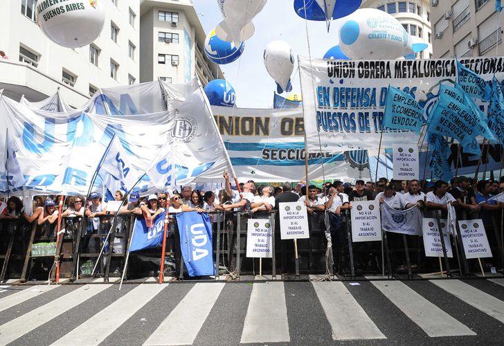 Marcha de la CGT
