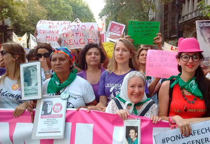 Marcha del Día de la Mujer