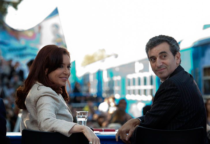 Cristina y Randazzo