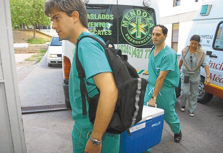 Operativo. Es vital capacitar en trasplantes a médicos, según la presidenta del Incucai.