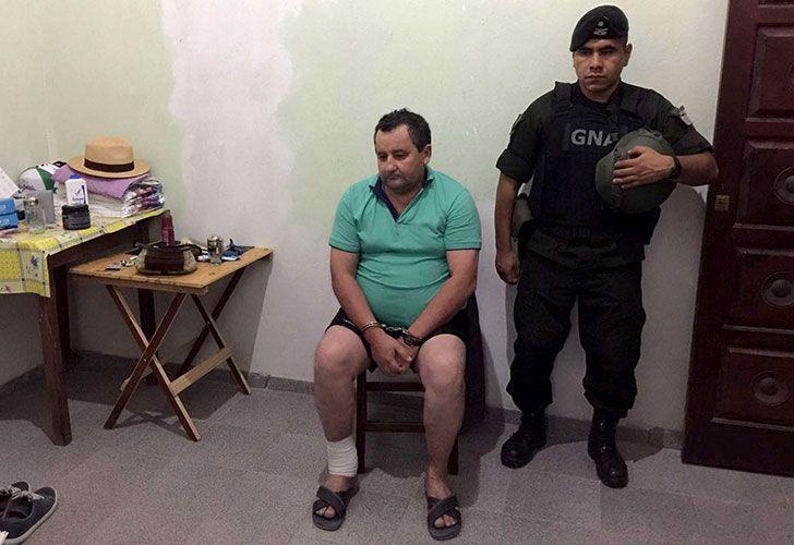 Corrientes: Detención del intendente y su vice de la localidad de Itatí, en el marco de una megacausa por narcotráfico.