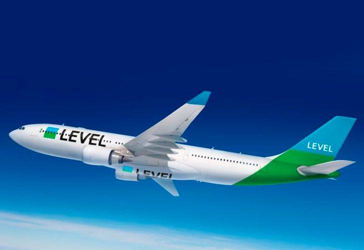 Aerolinea Level