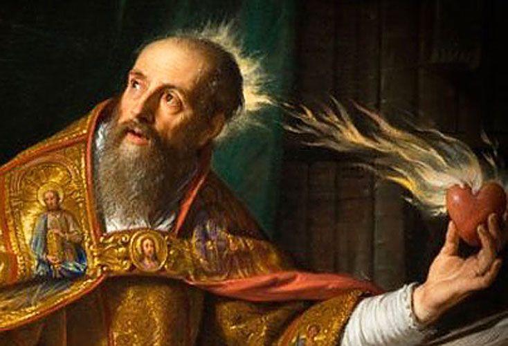 UNO O LOS DOS. Tácito, Agustín de Hipona y el amor.