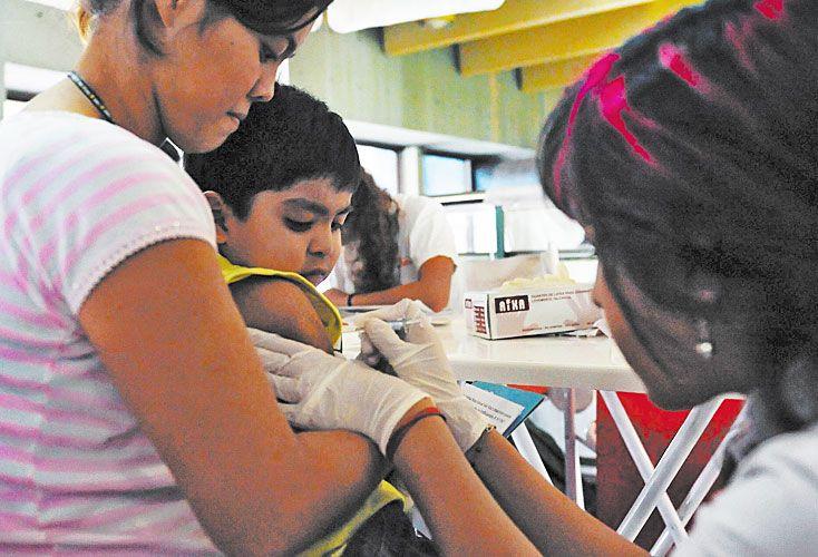 En números. Desde 1990 se ha salvado la millones de niños mediante vacunas.