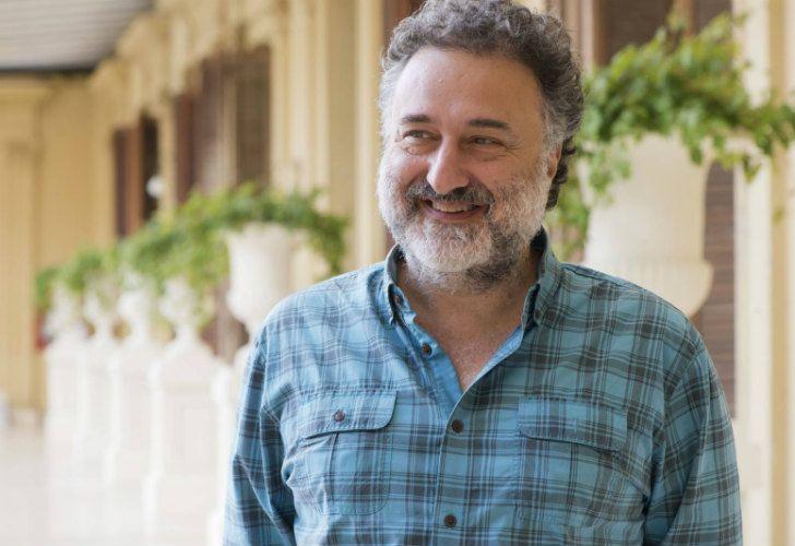 El asesor y militante del macrismo, Alejandro Rozitchner.