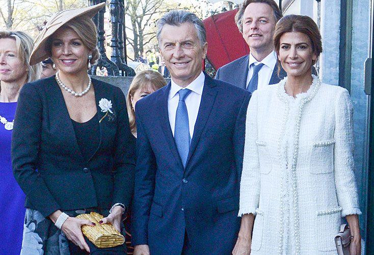 """Hay equipo. Tiene preferencias por algunos porque los conoce de antes de ser primera dama pero, convertida en tal, se propuso a través de ellos ser """"embajadora"""" de la moda argentina no sólo cuando viaja al exterior."""