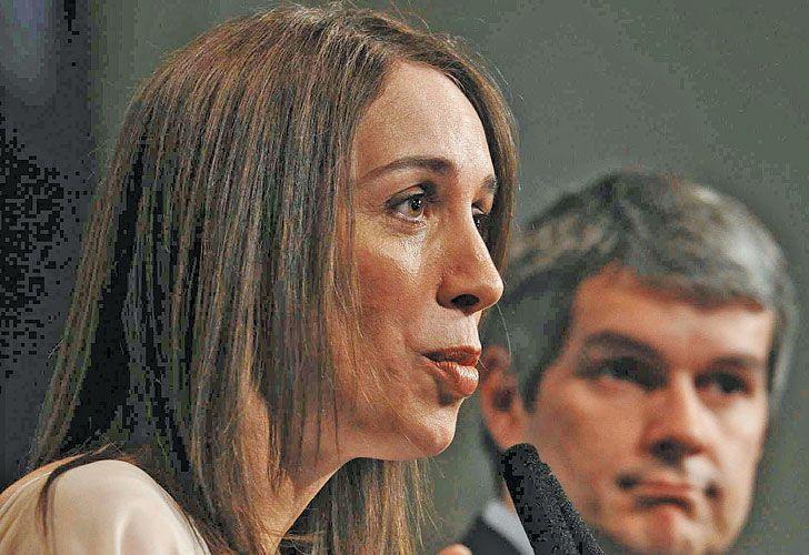 """Hasta el final. """"Ya no es ganar o perder"""", dice Vidal, que quiere sumar otros temas en la mesa de negociación."""