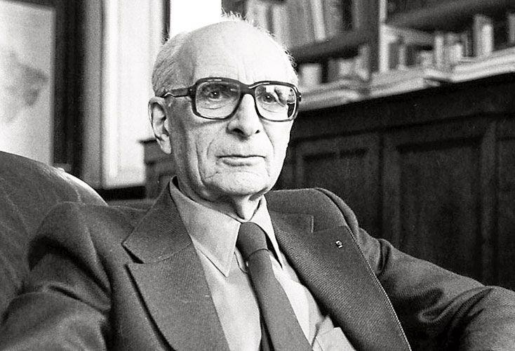 Claude Levi-Strauss.