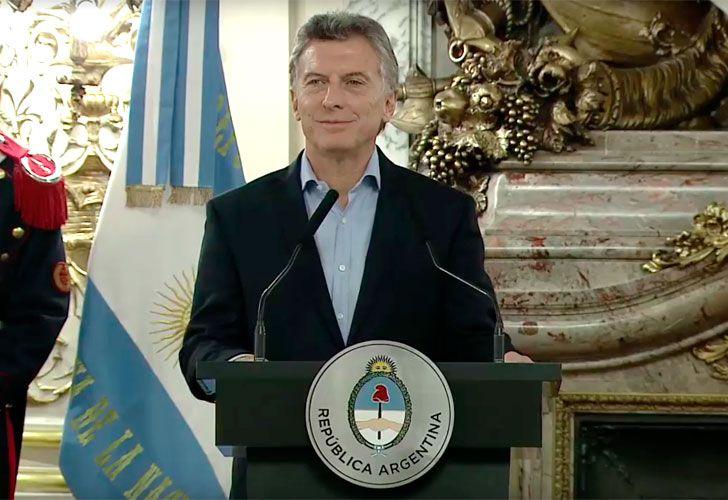 Macri firma acuerdo federal
