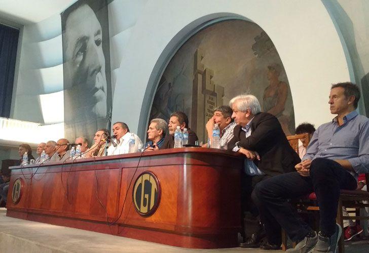 Conferencia de la CGT