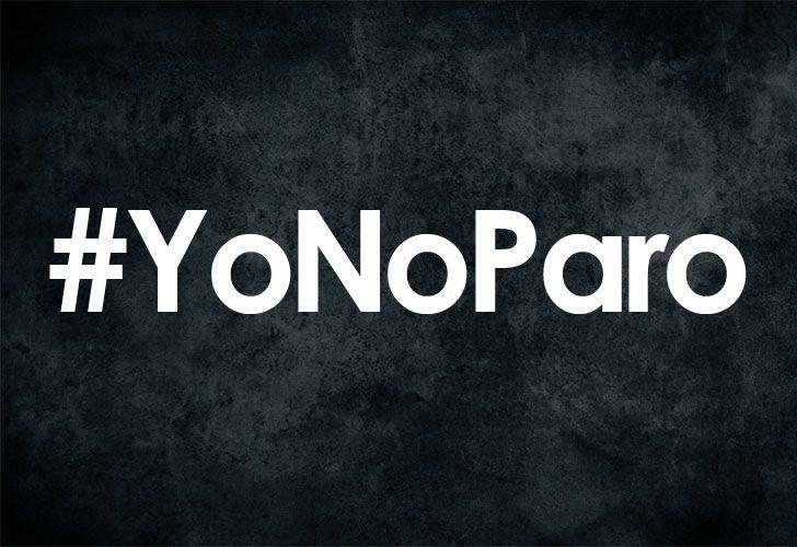 #YoNoParo