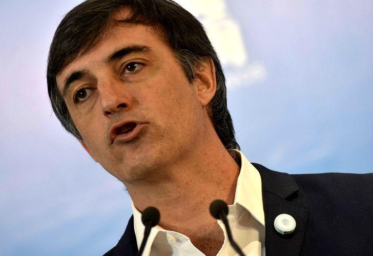 Esteban Bullrich, ministro de Educación, declaró un aumento de sus bienes del 36%.