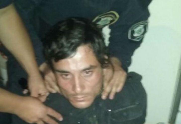 Wagner fue entregado por su madre y uno de sus hermanos. Estaba escondido en la casa familiar, ubicada en Moreno.