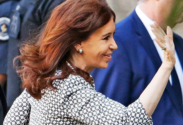 Procesada. Fernández de Kirchner cuenta con tres procesamientos, dos, relacionados con la obra pública.
