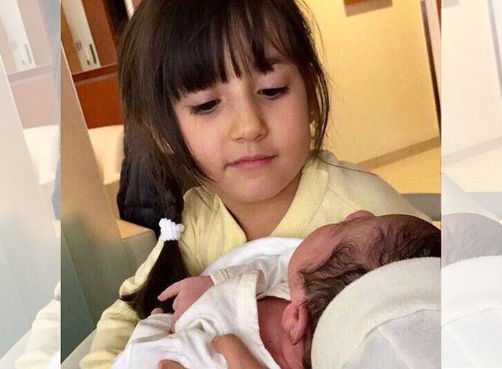 Nueva nieta para Daniel Scioli.