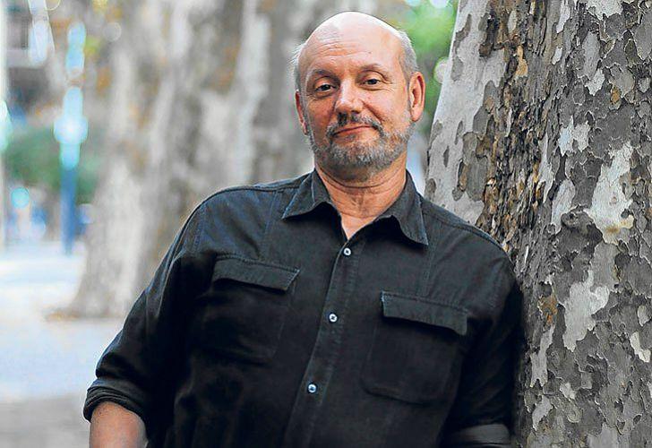 Campanella, director de cine.