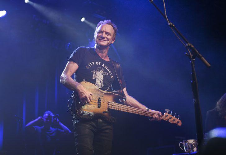 Sting se presentará en el Hipódromo de Palermo el 4 de mayo