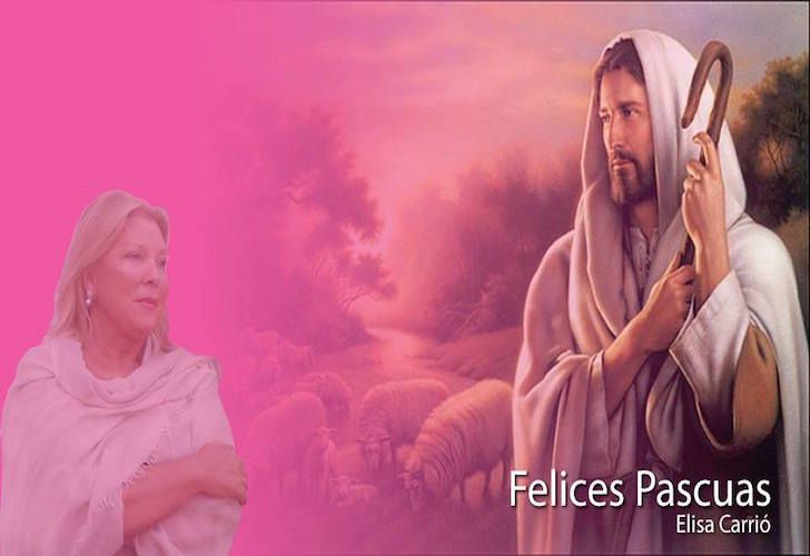 Lilita mística en Pascuas