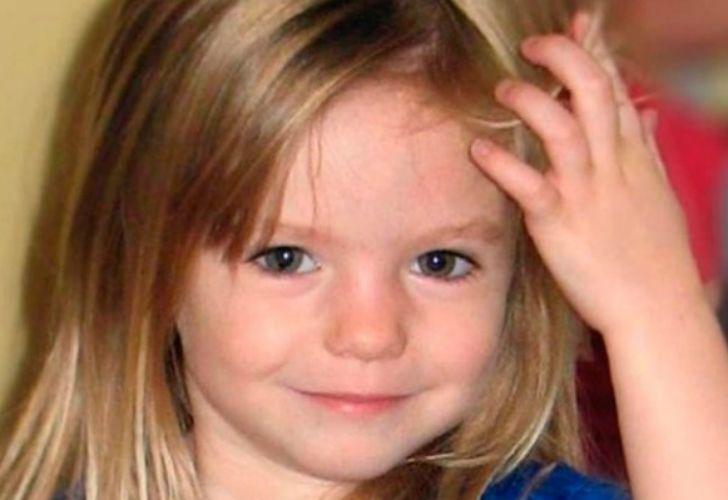 Madelaine Mccann desapareció en mayo de 2007.