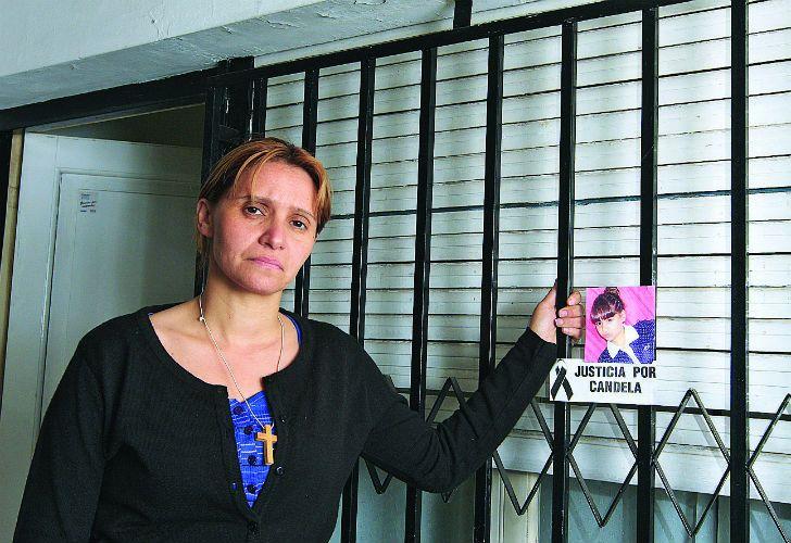 Candela tenía 11 cuando fue asesinada. La encontraron en una bolsa, con señas de haber sido asfixiada.