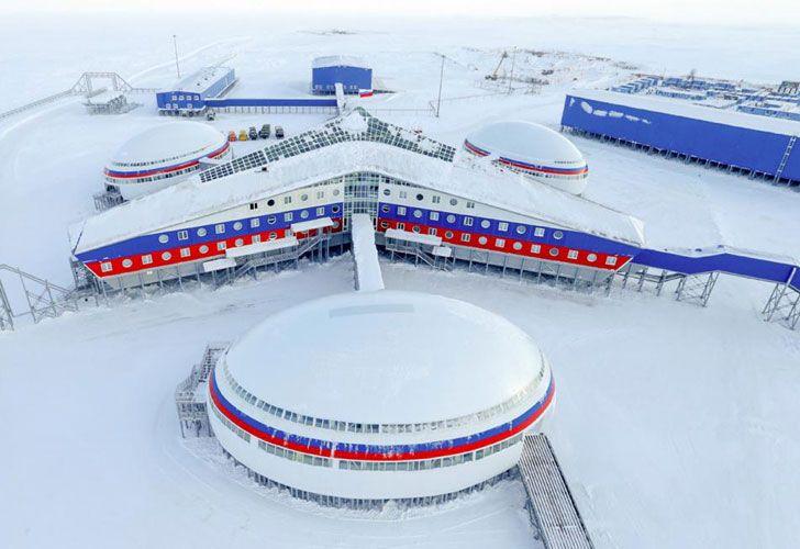 Base Artico