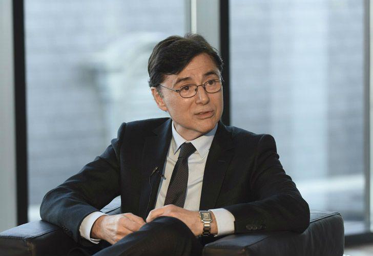 Jorge Fontevecchia, Presidente y CEO de PERFIL Entertainment.