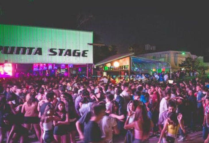 Punta Stage.