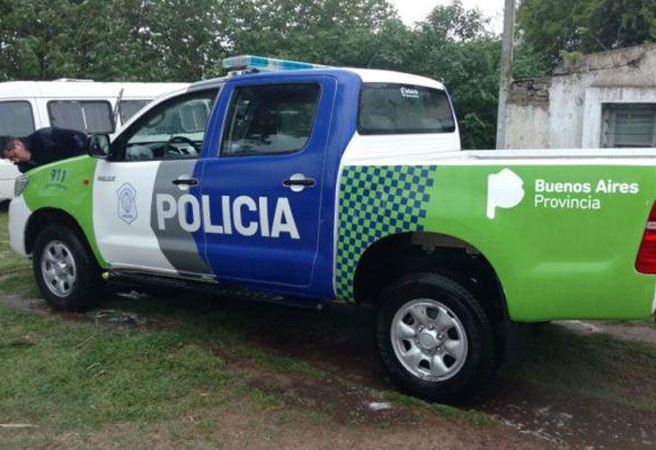 Patrullero de la Provincia de Buenos Aires