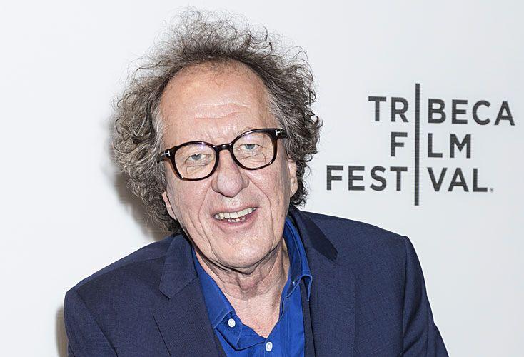 Ayer y hoy. Su impresionante trabajo en Shine, por la que ganó un Oscar hace 21 años. Su composición de Albert Einstein para Genius, la serie que empezó a emitir Nat Geo.