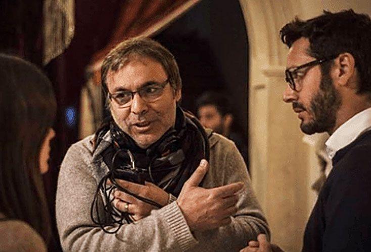 Opción. Rolón abordó el thriller en Los padecientes, con Benjamín Vicuña y la China Suárez, actualmente en la cartelera.