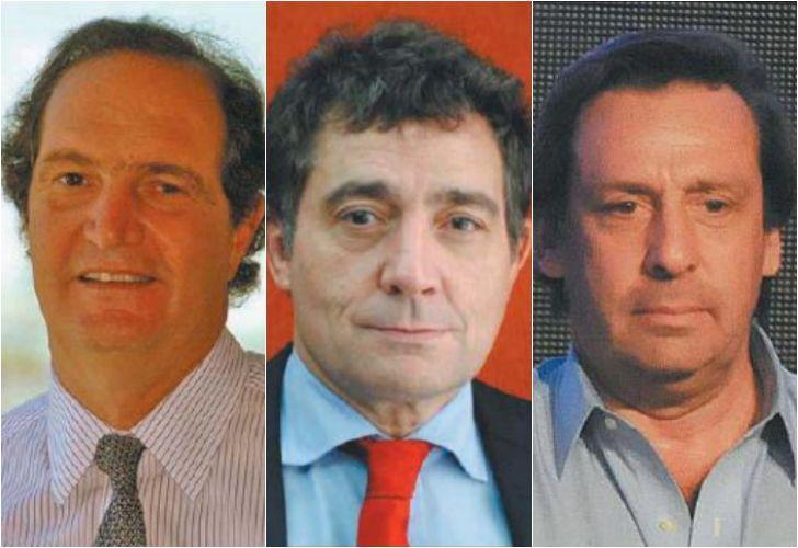 Caras. Clusellas, Pepín Rodríguez y Torello ahora toman decisiones junto a Garavano y Angelici.