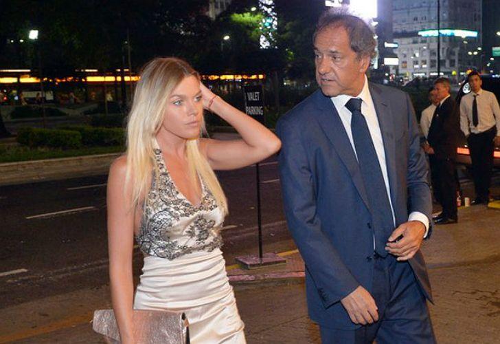 Berger y Scioli, en crisis.