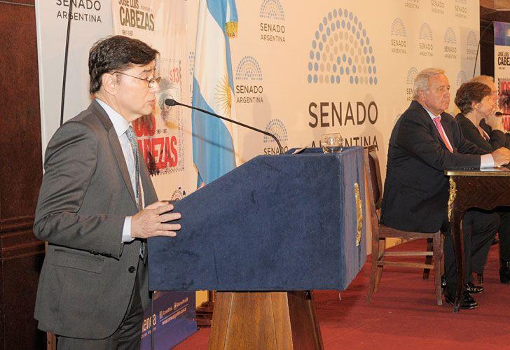 Sello postal José Luis Cabezas