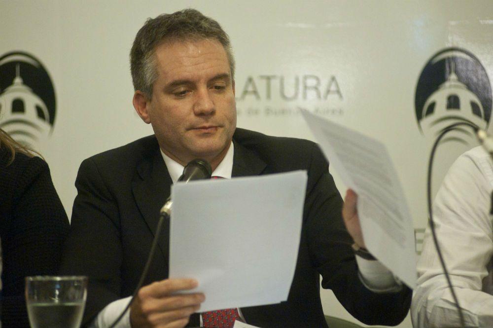 Marcelo D' Alessandro, secretario de Seguridad porteño.