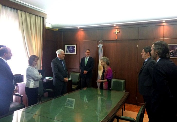 Mahiques asumió en la Cámara  Federal de Casación Penal