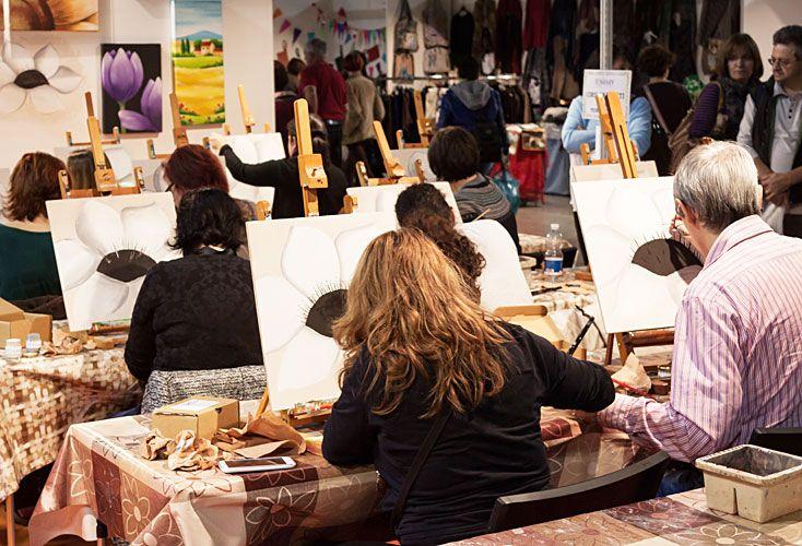 Forma de expresión. Cada vez más, las carreras artísticas, ocupan el interés de los estudiantes. Esto se ve reflejado en la variedad de oferta de las instituciones.